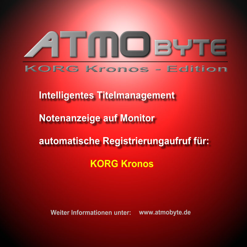 KORG Kronos Edition