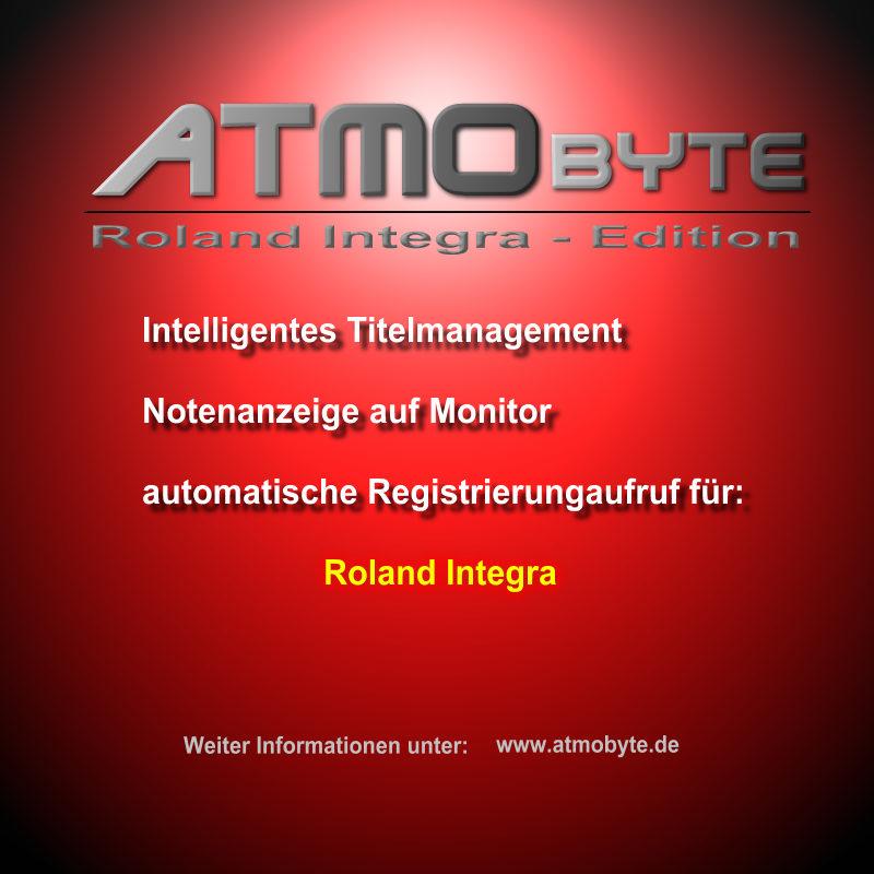 Roland IntegraEdition